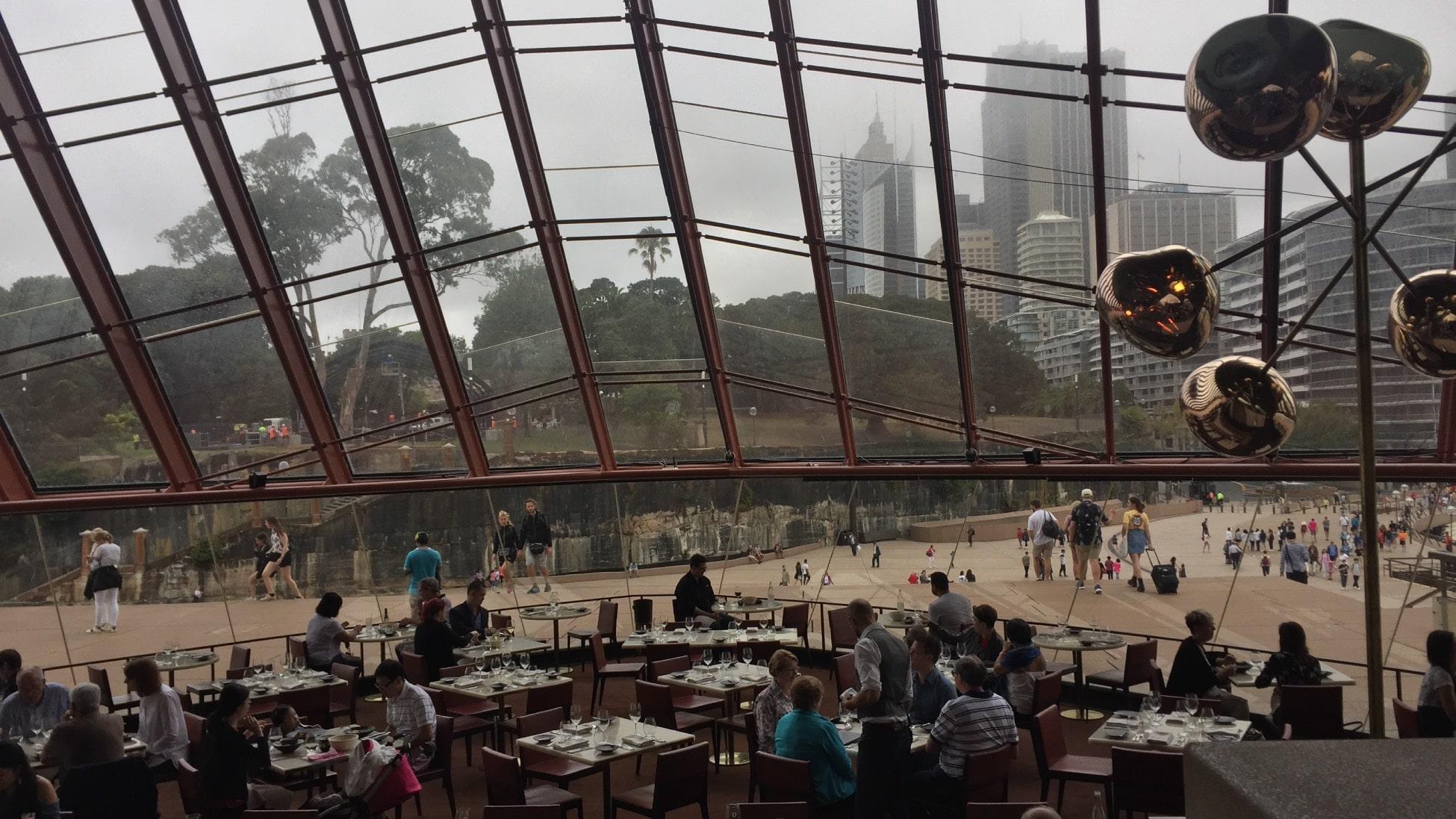 Sydney Opera House Restaurant