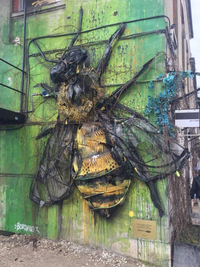 Bee, Bordalo II