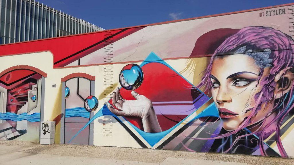 Art in Lisbon