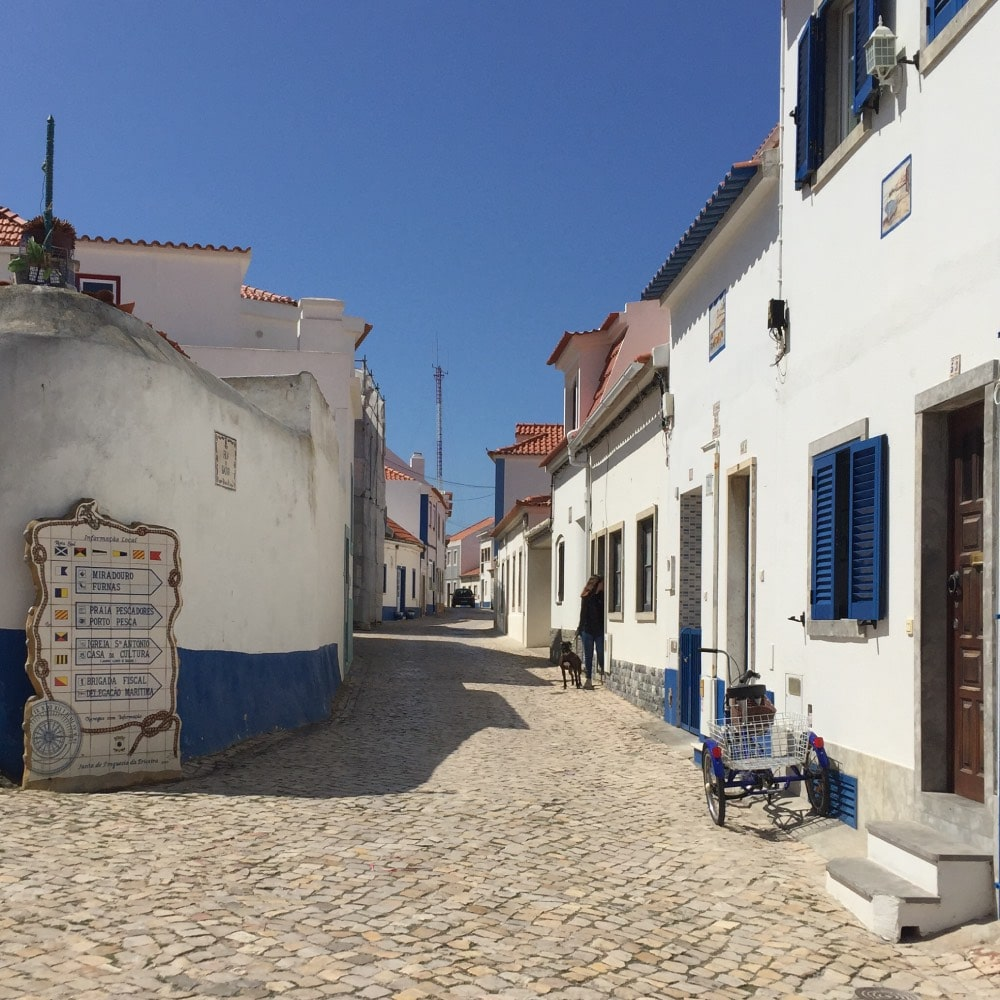 Portugal; Ericeira