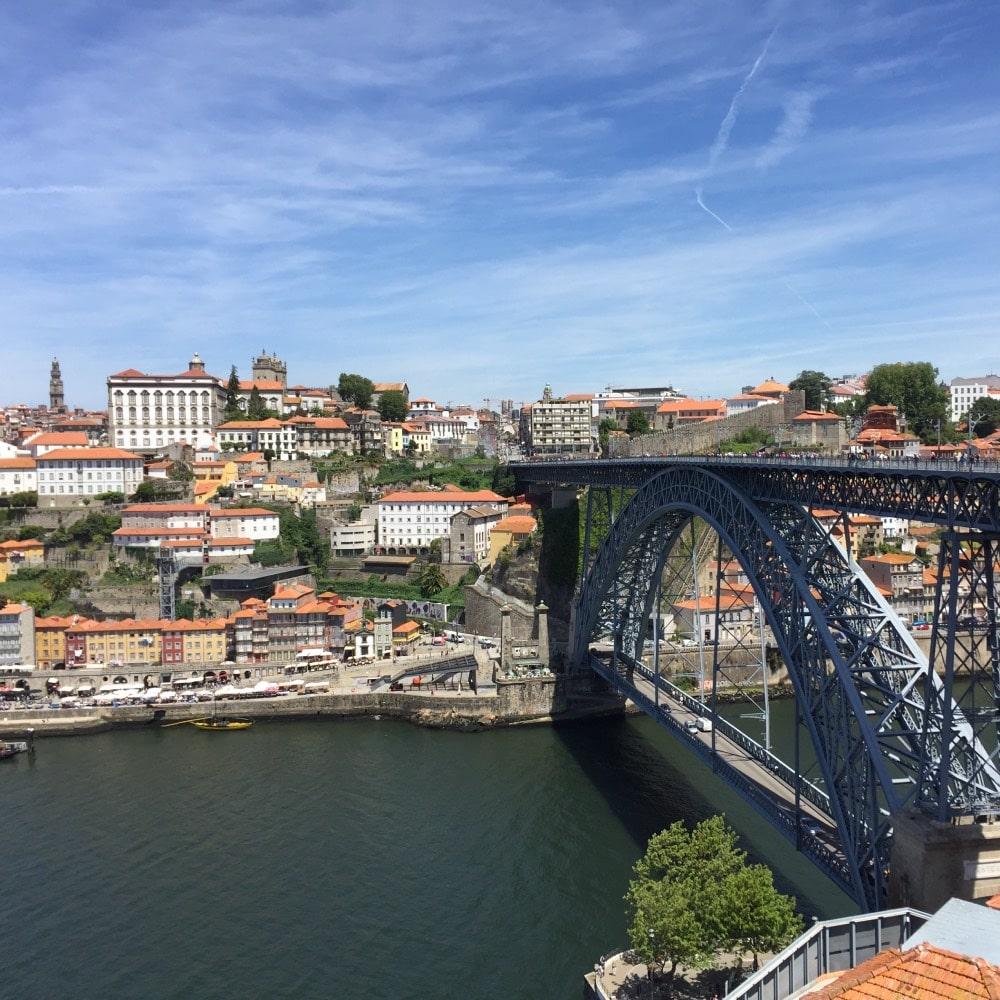 Portugal; Luis I Porto