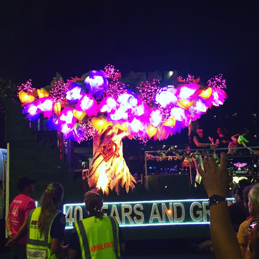 Mardi Gras Sydney, 2018