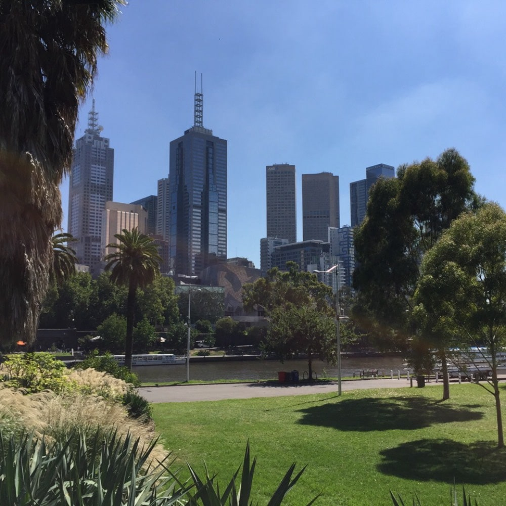Australia; Melbourne