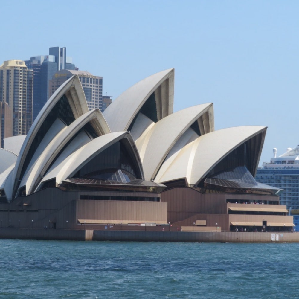 Sydney: Opera house
