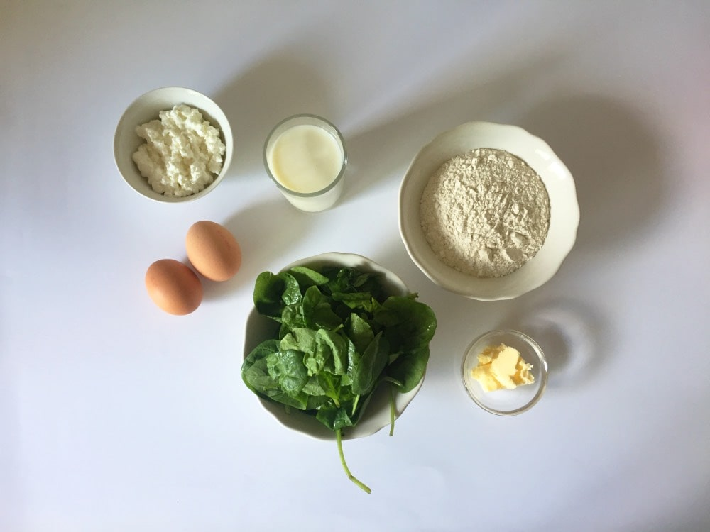 Healthy, delicious and easy Lunch