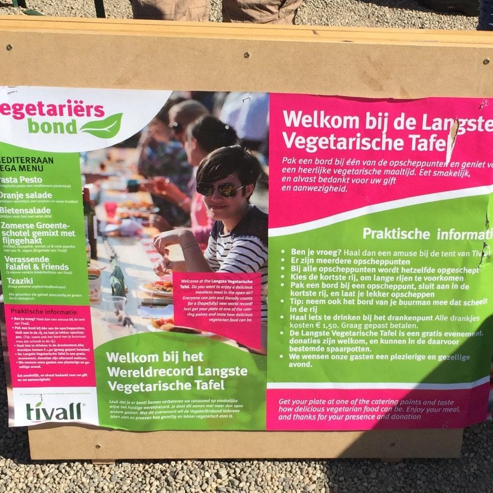 Vegetariers bond