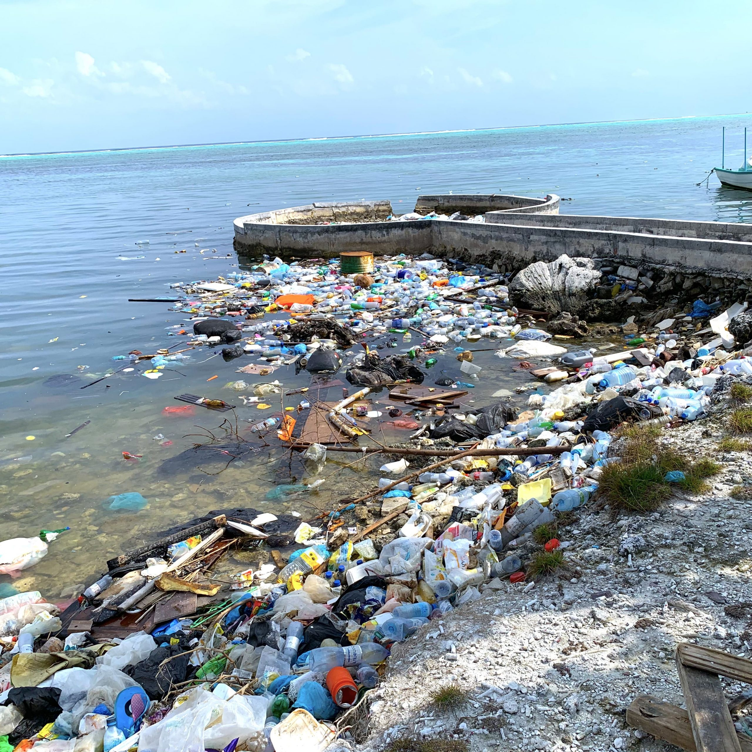 Trash Maldives